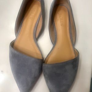 J. Crew Flat Shoes